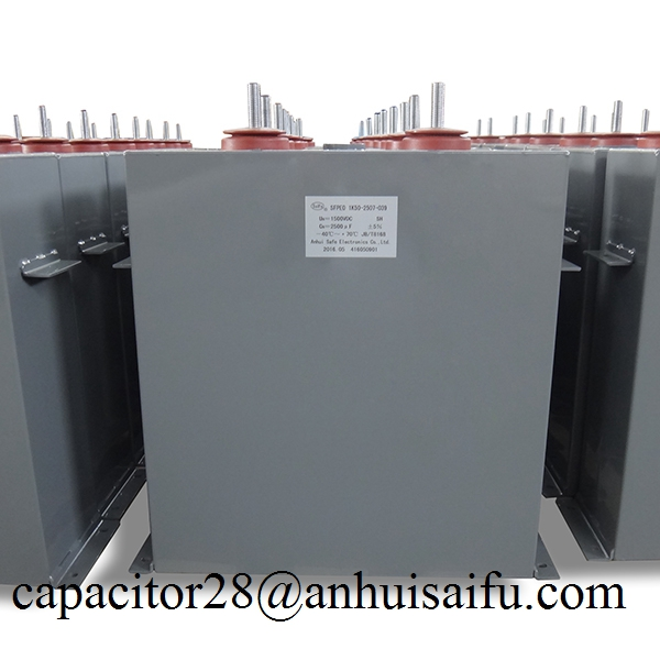 factory direct sale capacitor pulsed current super dc-link capacitor