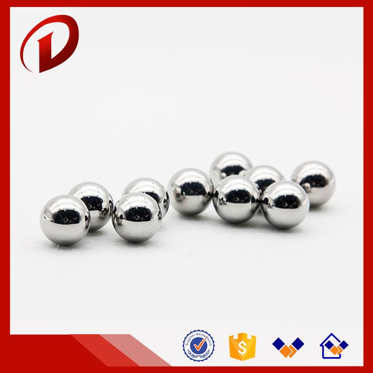China good quality large size steel ball