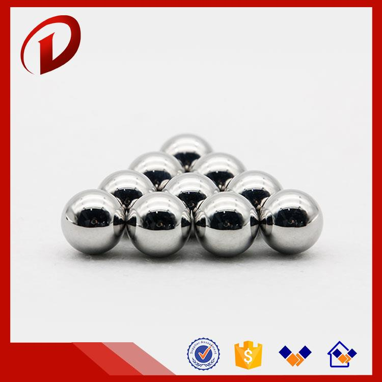 China new product 100Cr6 chrome steel ball wholesale