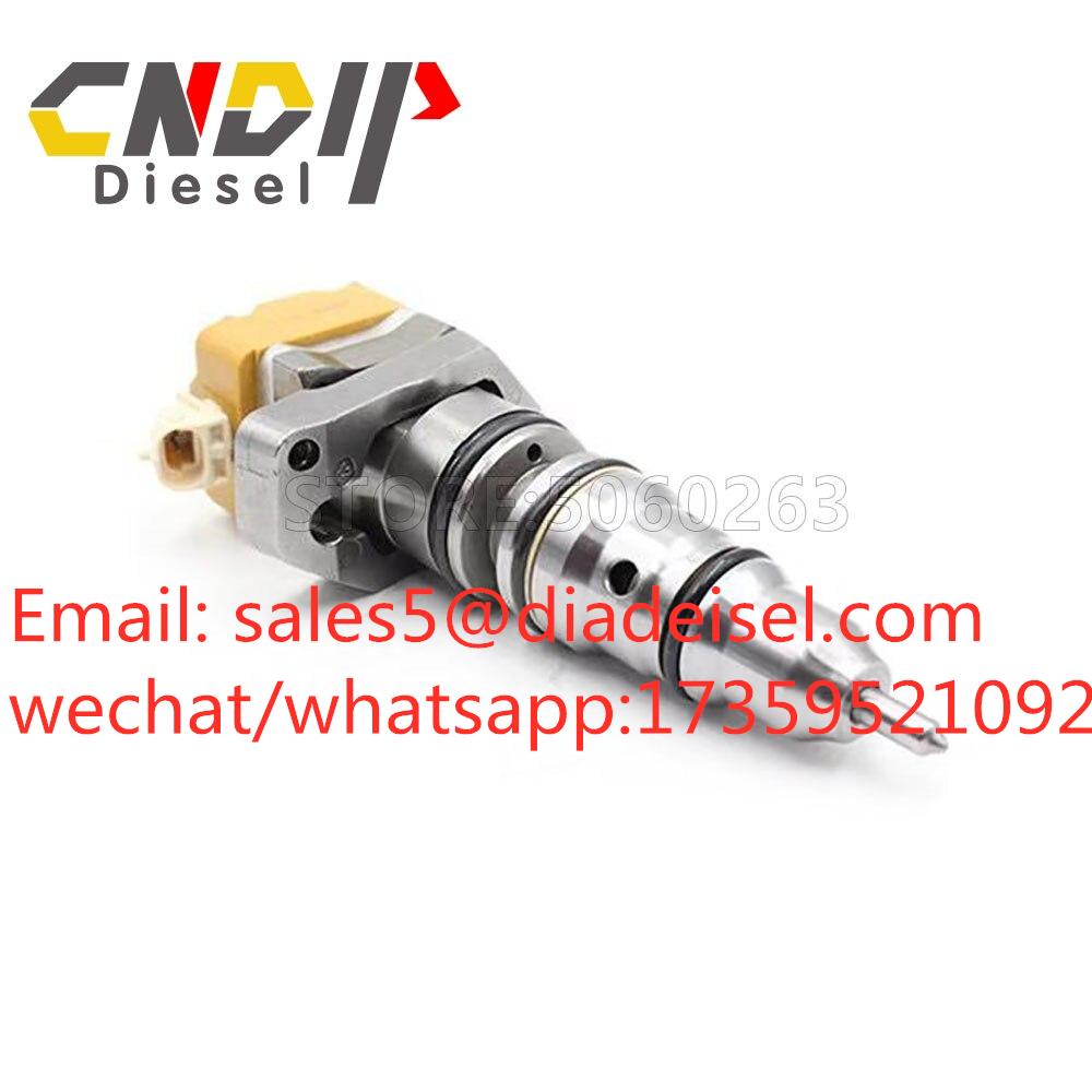 Diesel Fuel Common Rail EUI Injector 178-0199 for 3126 engine 1780199 Injector for 325c/D Excavator