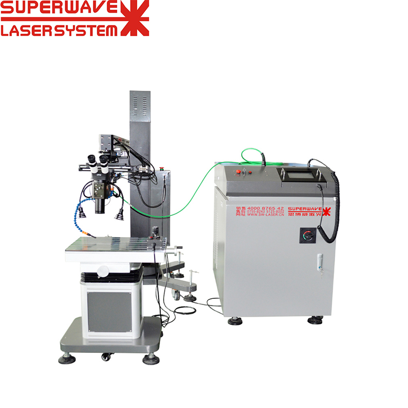 Outstanding Mobile Laser Welding System