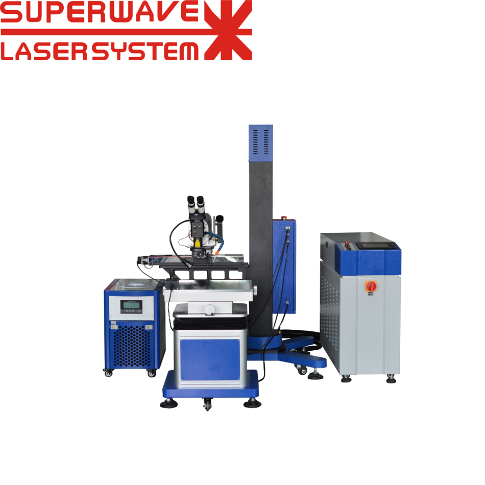 Best Quality Mobile Laser Welding System