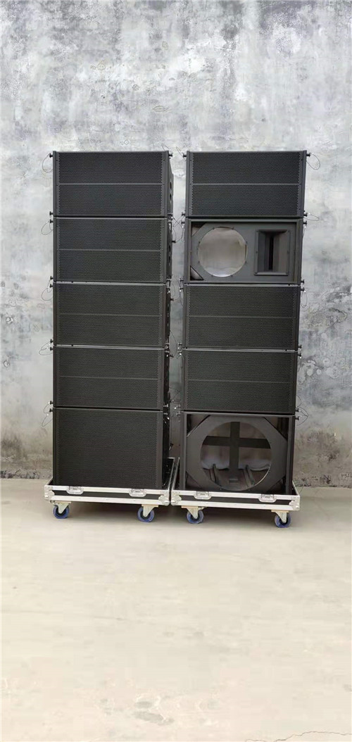 2019 China Single 12 inch line array speaker cabinet