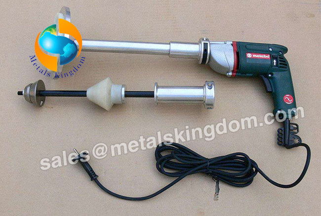 DN20-150mm 1-6 M100 Portable Safety Valve Grinding Machine