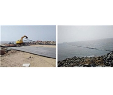 Huludao Island & Juehuadao Island Water Supply Pipeline Project (Year 2017.10)