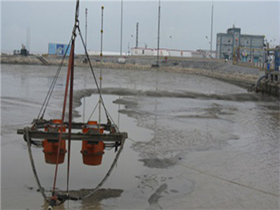 Zhaodong Oil Submarine/Offshore Pipeline Post-Trenching Project (Year 2010)