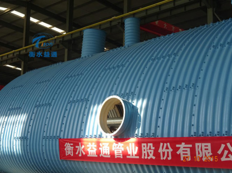 Corrugated Steel Utility Tunnel  Pipe Corrugated Metal  Structure Plate Corrugated Pipe Culvert for sale