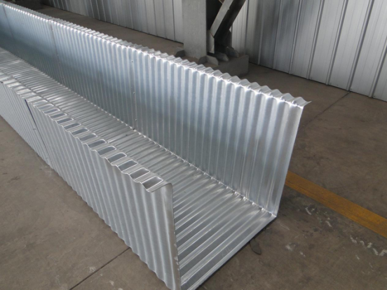 Agriculture irrigation culvert pipe  corrugated steel pipe  Assembled corrugated steel pipe