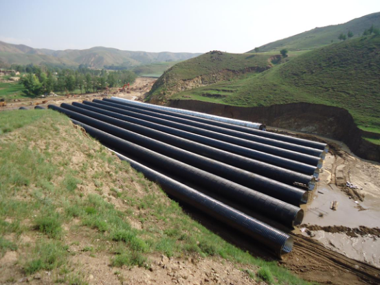 Corrugated Steel Pipe  corrugated pipe   corrugated steel pipe culvert