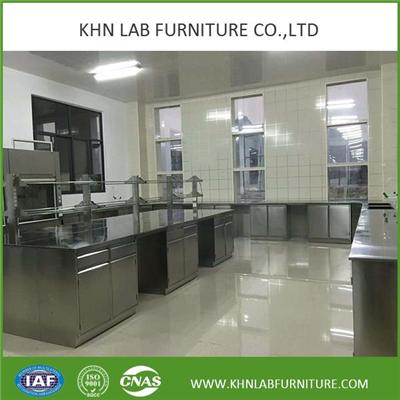 Stainless Steel Lab Cabinets