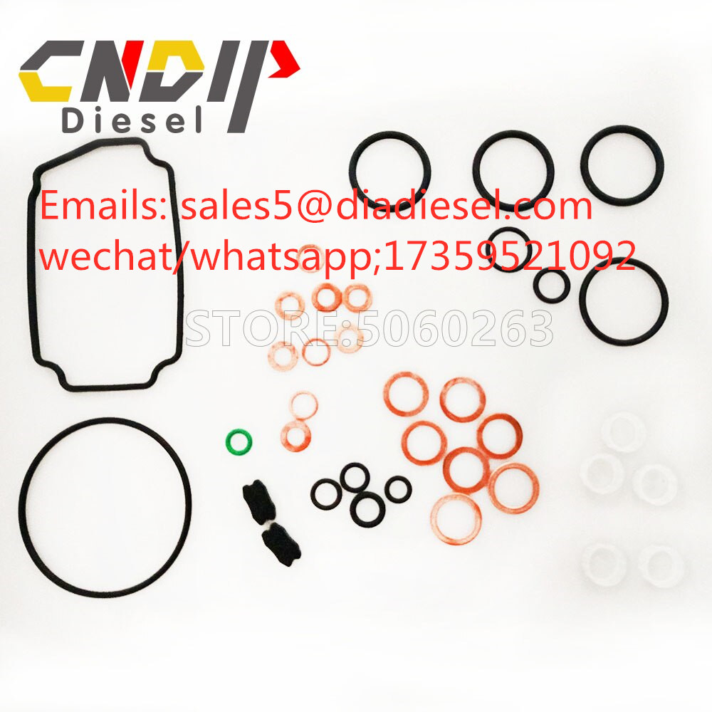 CNDIP VE Pump Injection Overhaul/Repair Kit  & 9461610423 Gasket Seal Applied for Nissan TD27 & Mitsubishi 4D56 Pump