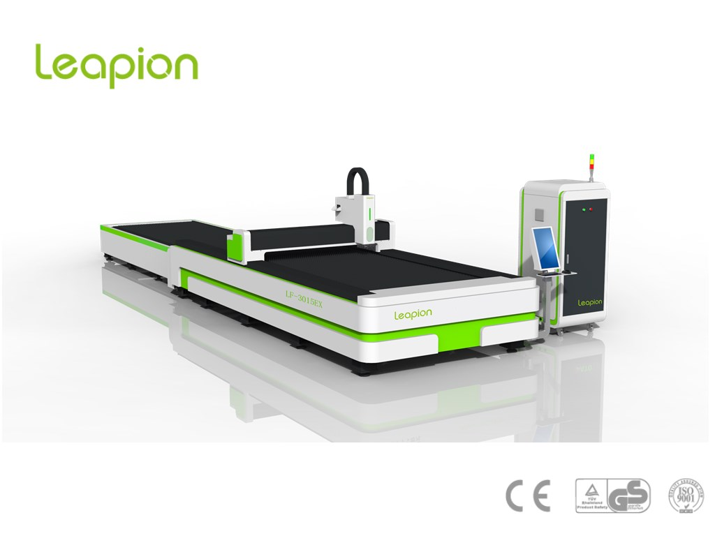 2019 New Design Fiber Laser Cutting Machine from Leapion Machinery