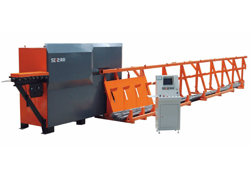 High Speed Straightening Cutting Machine