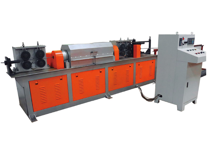 Double Wire Straightening Cutting Machine Factory