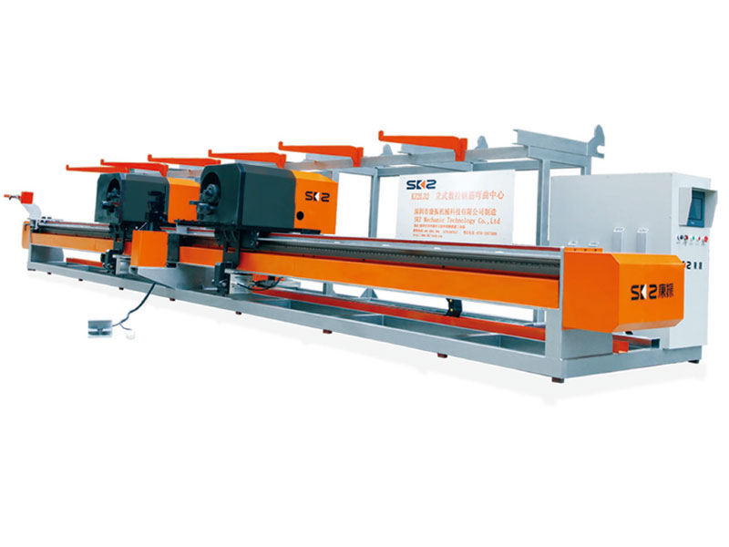 high efficiency rebar shear-line