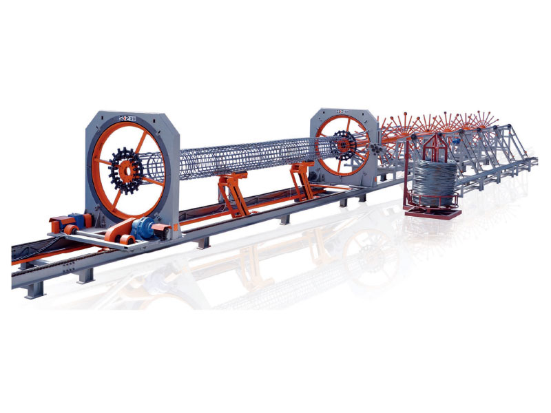 Cage Making Machine Factory