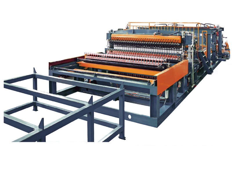 Reasonable layout Mesh Welding Machine