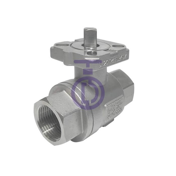 Customized stainless steel ball valve body