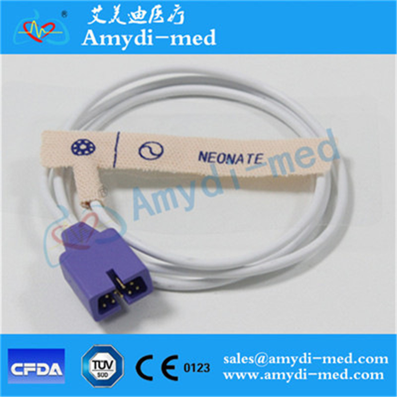 Nellcor Oximax Sensor Extension Cable
