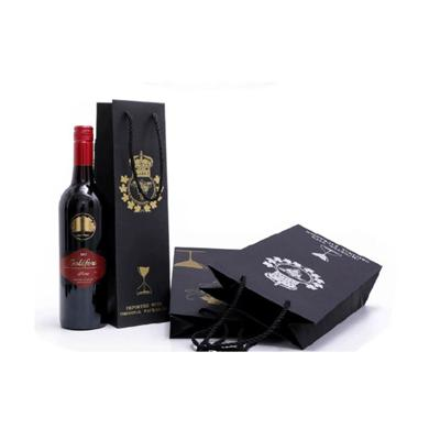 Single Wine Bottle Gift Bag
