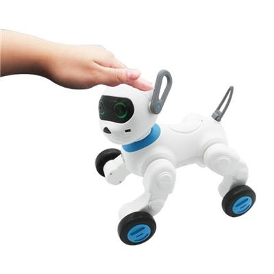 Touch And Voice Control Intelligent Smart Dog Toy