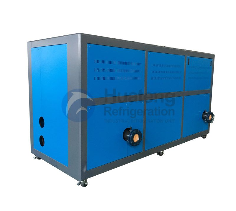 Custom Aluminum Industry Water Cooled Chiller