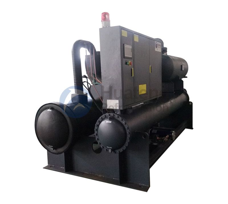 Flooded Type Screw Type Chiller factory