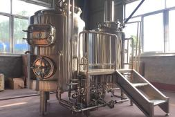 300L Brew House Micro Brewery Equipment