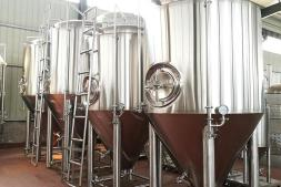 15BBL Fermenting Tank equipment /Brew house system