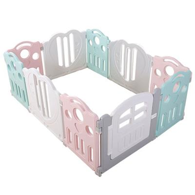 Plastic Baby Play Fence