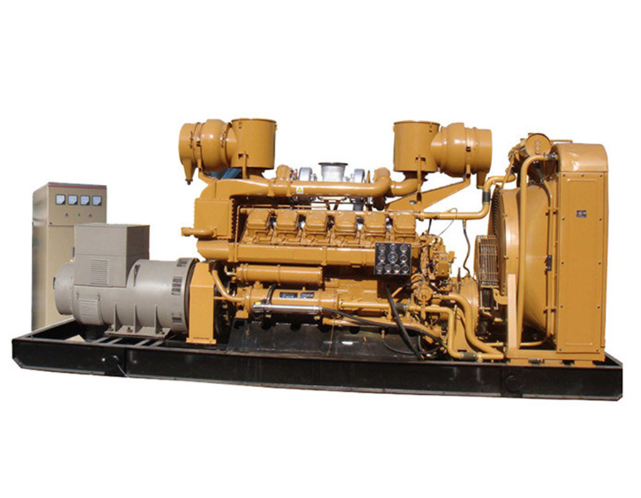 500KW China Diesel generator set