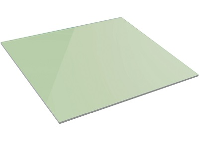 Polycarbonate Solid Flat Sheet - Solarshield SOLID FLAT Series