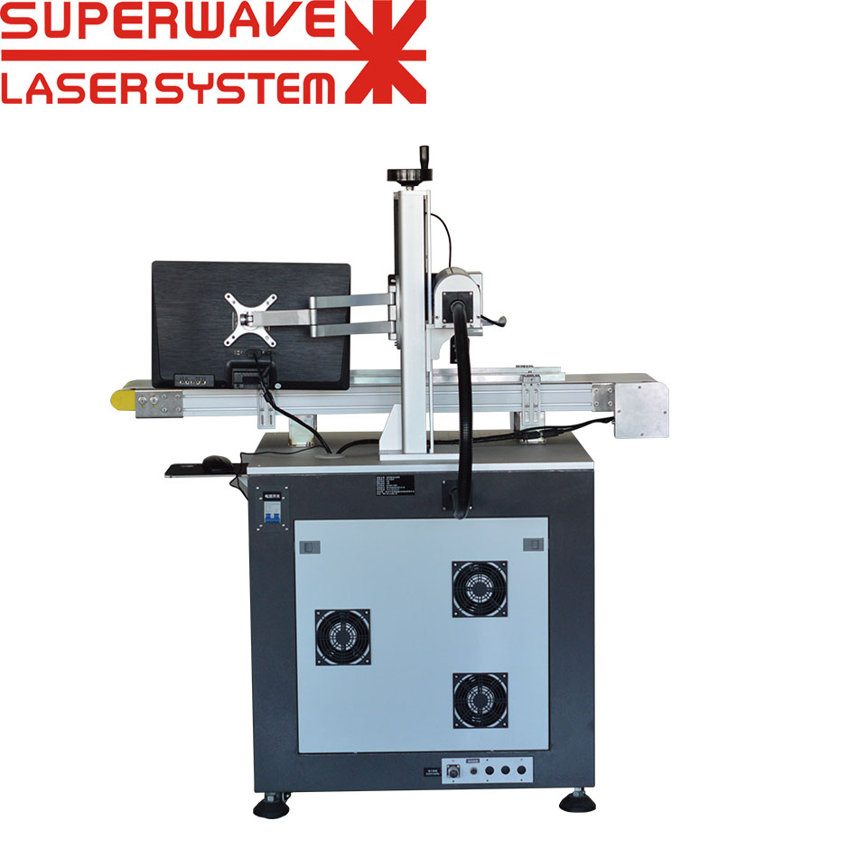 Widely Used Fiber laser marking machine