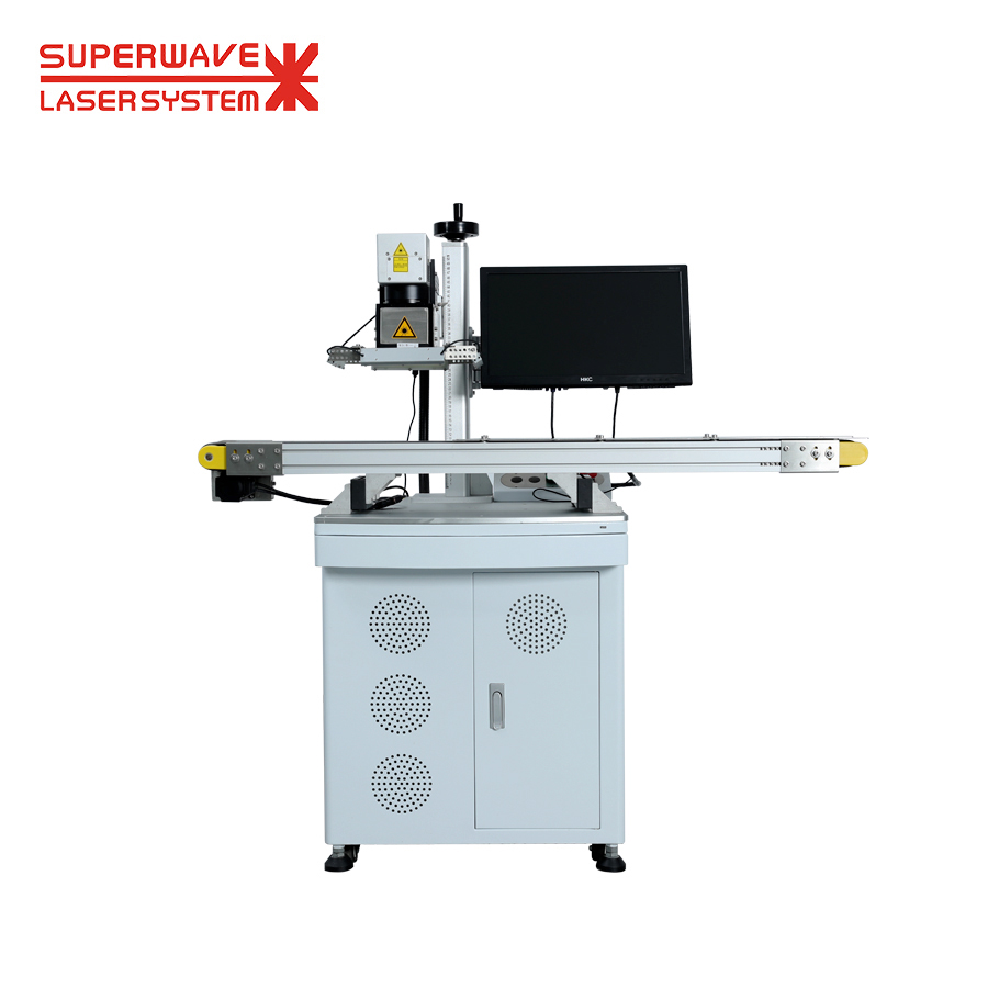 Superior Fiber laser marking machine