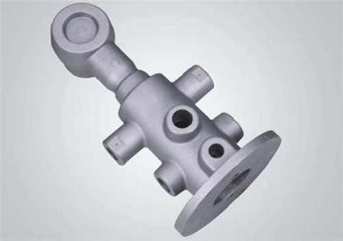 China good quality customized High-pressure Valve Body supplier