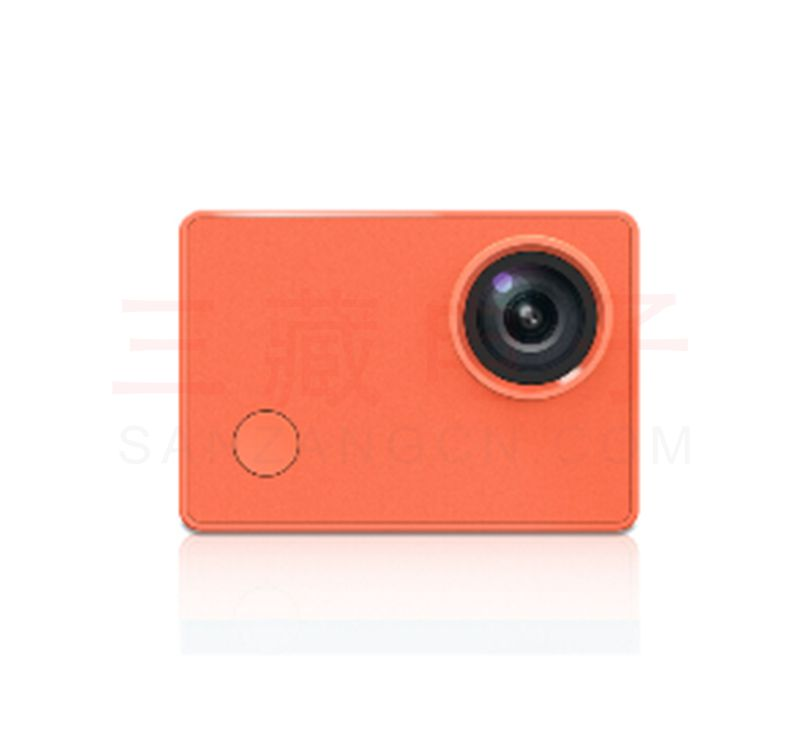 Seabird Sports 4K Camera (Orange)  Cheap Mini Sports Camera Manufacturer