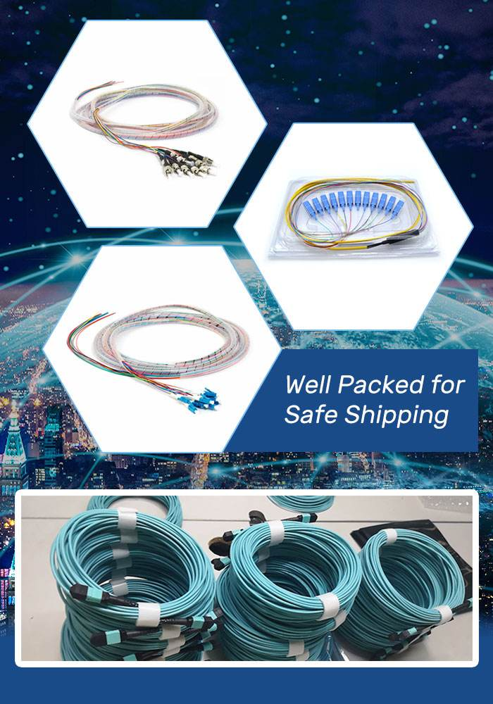 Outdoor Waterproof Armored Fiber Patch Cable PDLC to DLC for RRU BBU ZTE