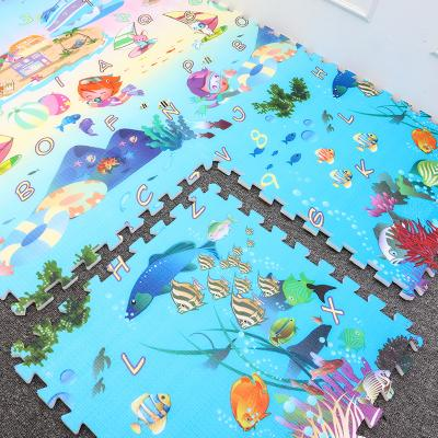 Custom Baby Mats & Carpets