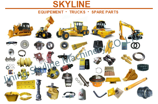 SHANTUI bulldozer parts supplier
