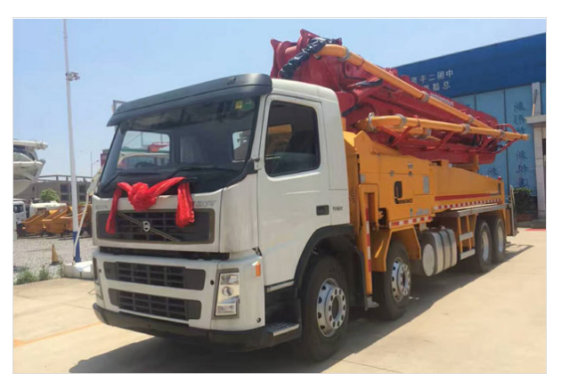 Zoomlion 56m Concrete Boom Pump
