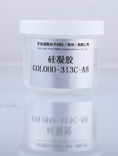 Two-Part, 1 To 1 Mix Ratio Transparent Silicone Gel - 324C-AB