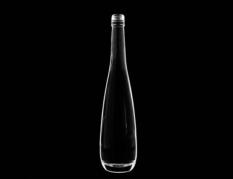 375ml Glass Wine Bottle