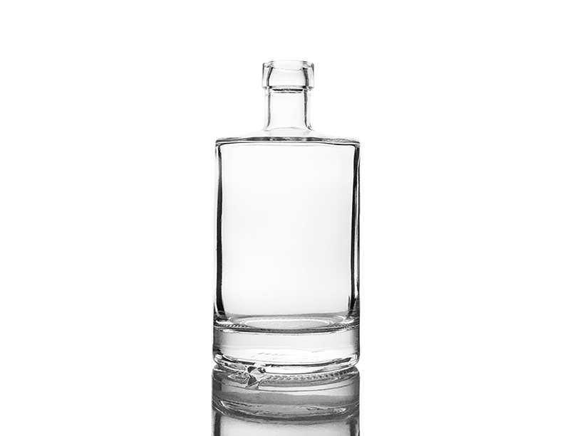 Glass Bottle For Liquor 750ml