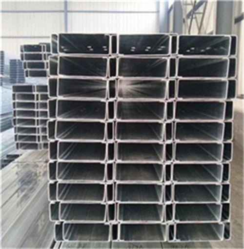 Hot Rolled Steel C Channel