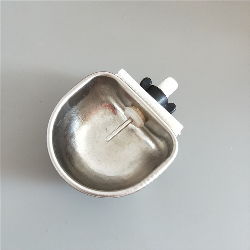Stainless Steel Rabbit Nipple Drinker Bowl PH-72