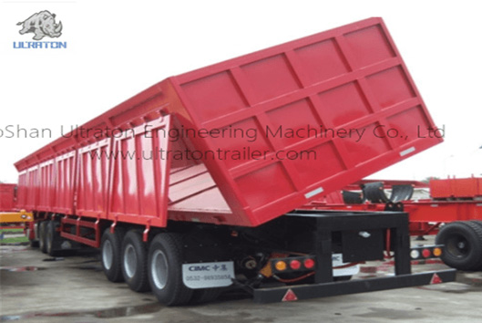 Semi Side Dump Trailers