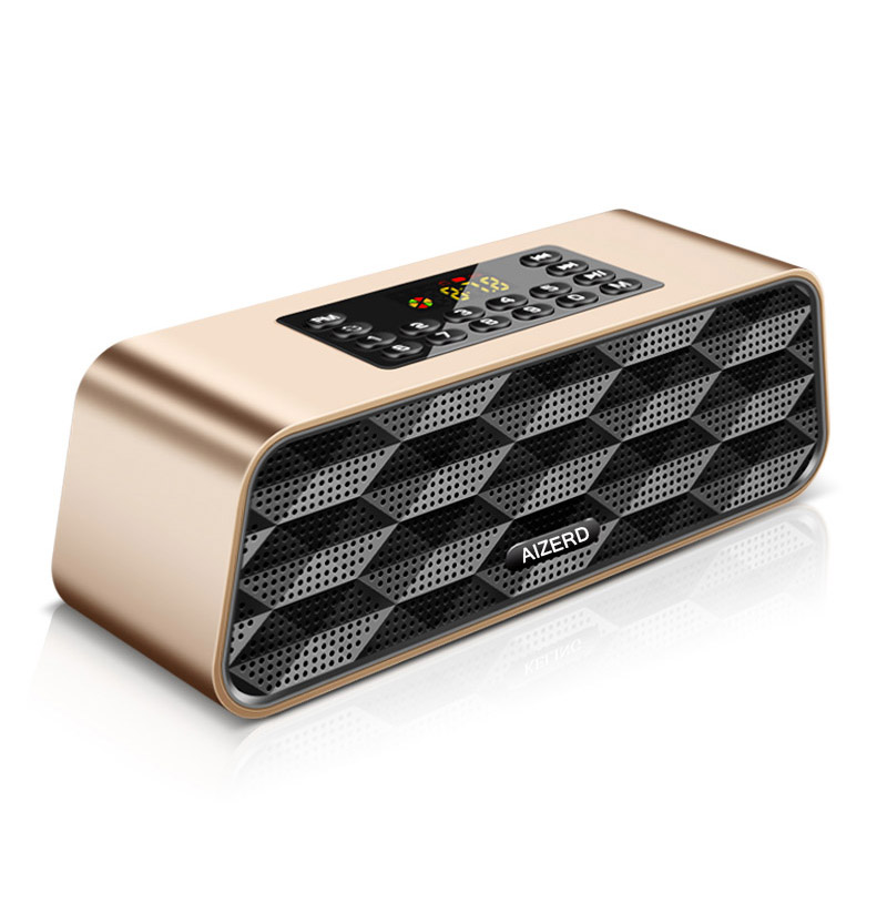 F6 Portable Bluetooth Speaker