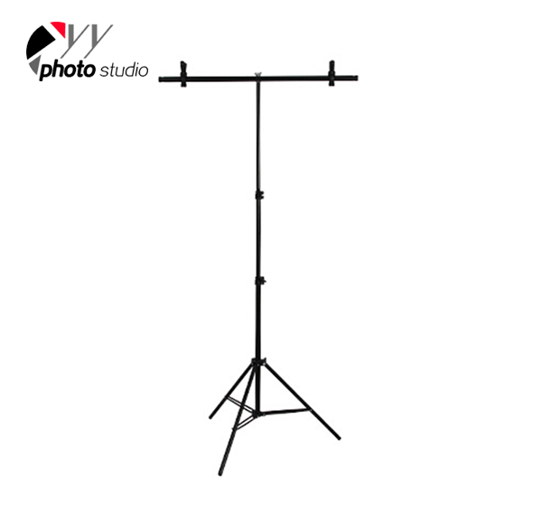 Photography Small Size Support Stand System T- Frame 60*75cm T-SUPPORT STAND-2 Background Stands
