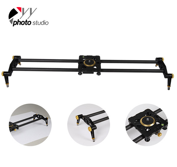 Carbon Fiber DSLR Camera Slider/Video Stabilizer Dolly Track YCS6005  Camera Silder