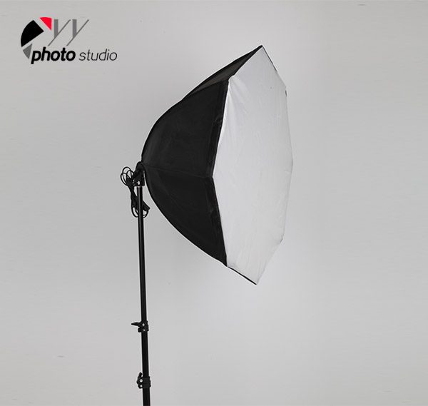 Photo Studio Continuous Lighting Octagonal AC Softbox, YB205  Soft Boxes